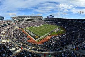 Trip Report for Oakland Raiders O.co Coliseum