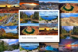 2015 Scenic America Calendar is Available