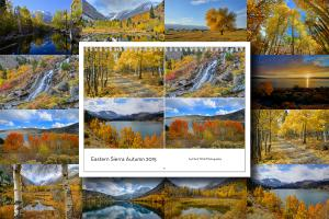 2015 Eastern Sierra Autumn Calendar is Available