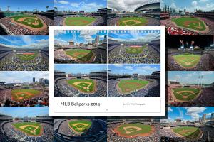 2014 MLB Ballparks Calendar Is Now Available
