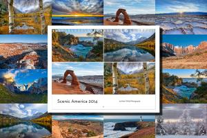 2014 Scenic America Calendar Is Now Available